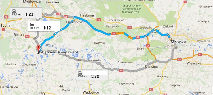Jak Dojechac Z Krakowa Do Auschwitz Wszystkie Mozliwe Polaczenia