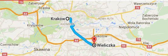 Jak Dojechac Z Krakowa Do Kopalni Soli W Wieliczce
