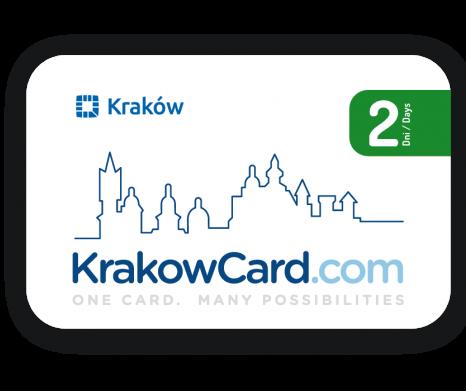 2-dniowa Krakowska Karta Turystyczna (Muzea i Transport)