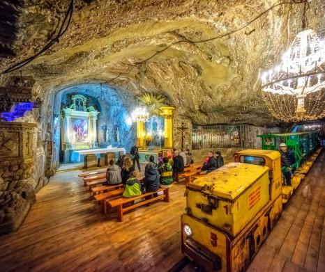 Kopalnia Soli w Bochni - Bilet Wstępu i Zwiedzanie