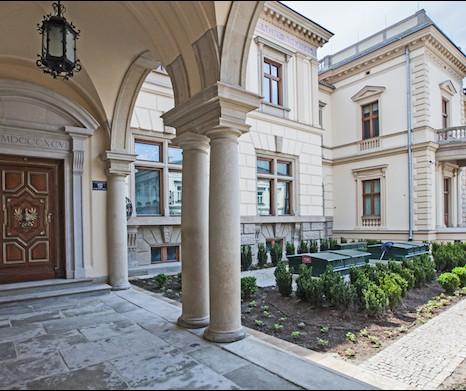 Pawilon i Muzeum Czapskiego