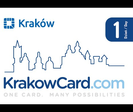 1-dniowa Krakowska Karta Turystyczna (Muzea i Transport)
