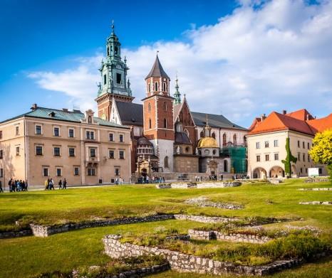 Wawel - Zwiedzanie Królewskiego Wzgórza z Przewodnikiem