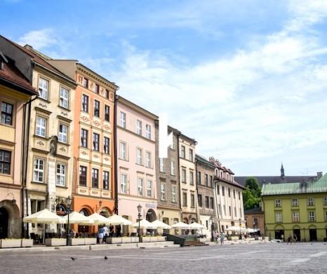Zwiedzanie Krakowa z przewodnikiem + prywatny transport