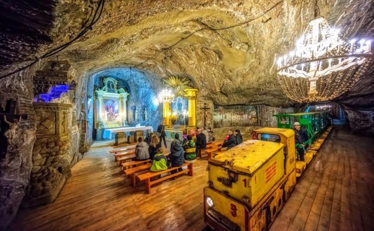 kopalnia soli bochnia zwiedzanie
