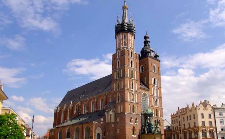 Kościół Mariacki zwiedzanie
